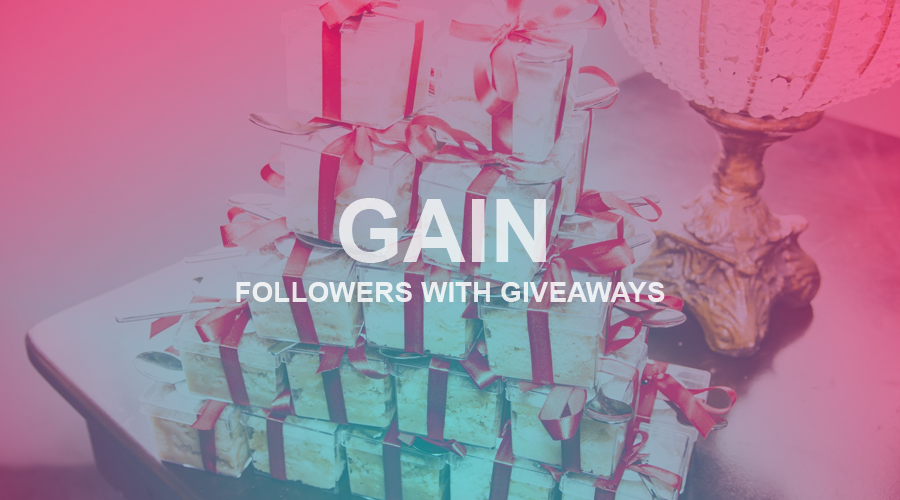 How To Gain More Instagram Followers By Hosting A Giveaway